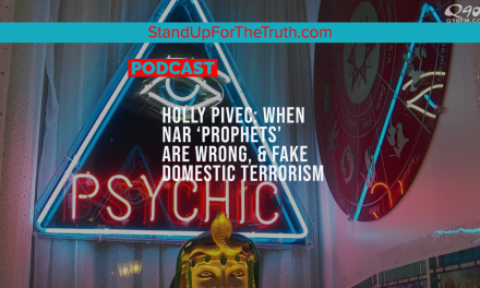Holly Pivec: Why NAR 'Prophets' were Wrong, & Fake Domestic Terrorism