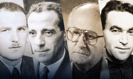 It is time for Christians, as well as Jews, to remember four of the most important heroes of the Holocaust