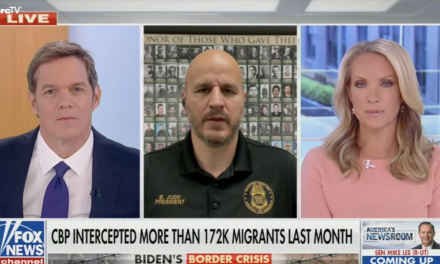 Border Patrol Council President: 'The Cartels Control the Border Now'