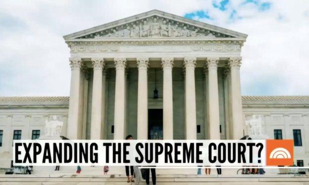 NBC & ABC Justify Left-Wing Court Packing, Cite Dem 'Fury' Over 'Conservative' Court