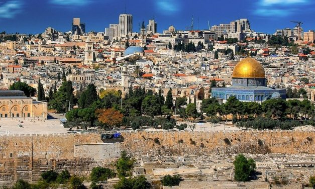 WELCOME BACK TO ISRAEL! Tourists will be allowed back to the Holy Land – but only if vaccinated against COVID