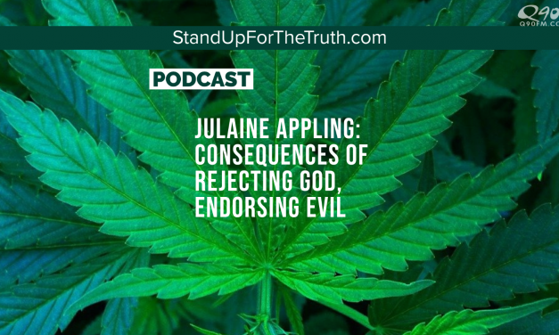 Julaine Appling: Consequences of Rejecting God, Endorsing Evil