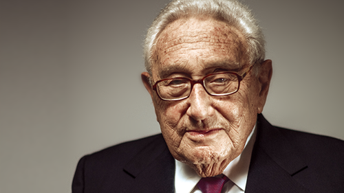 Kissinger Warns Washington: Accept New Global System Or Face A Pre-WWI Geopolitical Situation