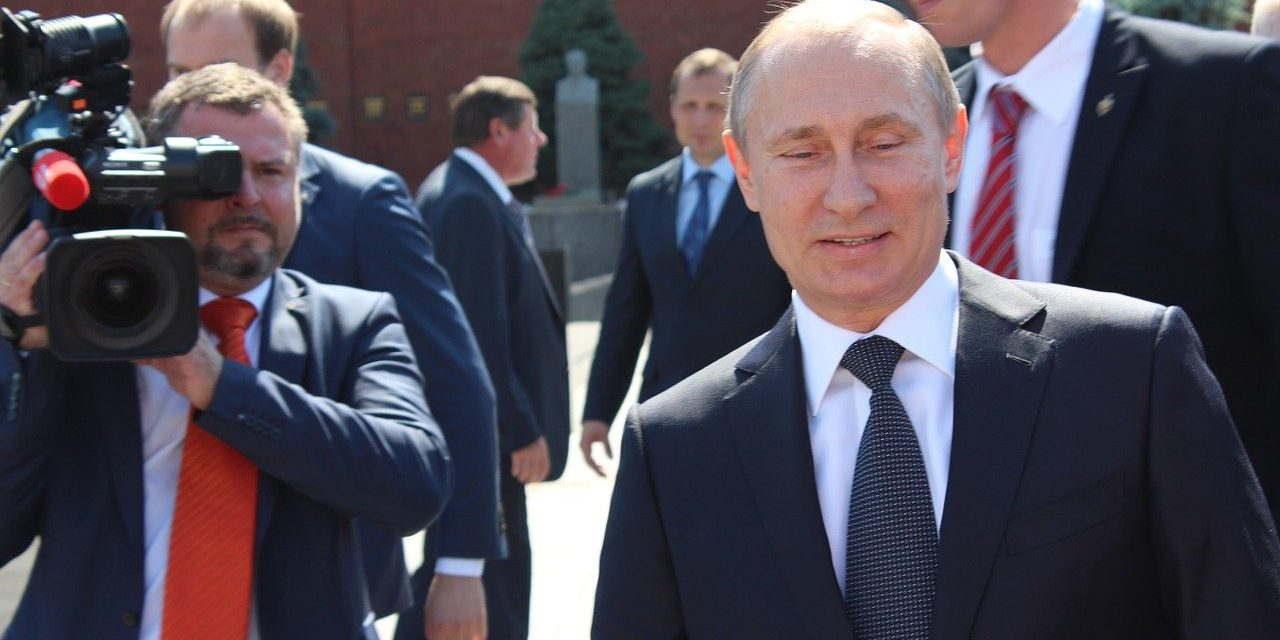 Putin Signs Law Effectively Making Himself 'President For Life'