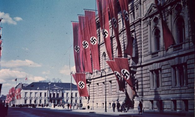 The Commonalities Between the Rise of the Nazis and the Tactics of the American Left Cannot be Ignored