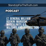 Lt. General William Boykin: Marxism, Masculinity, U.S. Military, and Persecution