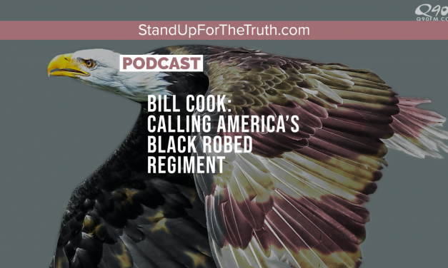 Bill Cook: Calling America's Black Robed Regiment