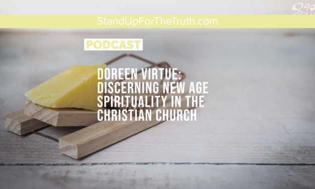 Doreen Virtue: Discerning New Age Spirituality in the Christian Church