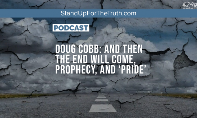 Doug Cobb: And Then The End Will Come, Prophecy, and 'Pride'