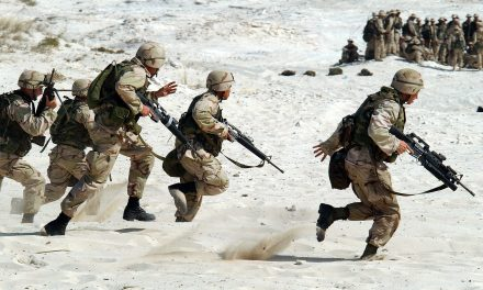 Grave warning from retired Army officer: 'We have been sold out: Prepare for war …it's coming'
