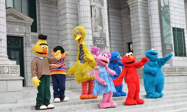Sesame Street Introduces Family With Two Gay Dads