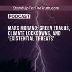 Marc Morano: Green Frauds, Climate Lockdowns, and 'Existential Threats'