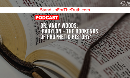Dr. Andy Woods: 'Babylon – the Bookends of Prophetic History'