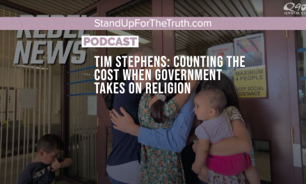 Tim Stephens: Counting the Cost When Government Takes on Religion