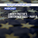 Liberty Pastors Conference (Part 2) James Taylor, Alex Newman