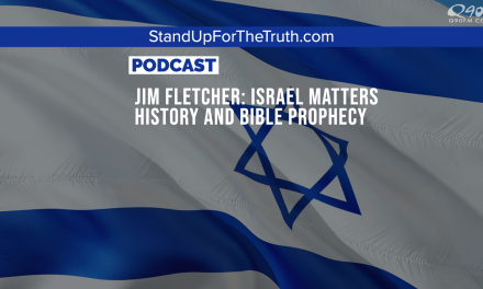 Jim Fletcher: Israel Matters – History and Bible Prophecy
