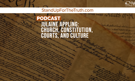 Julaine Appling: Church, Constitution, Courts, and Culture