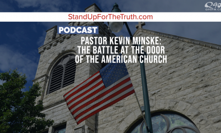 Pastor Kevin Minske: The Battle at the Door of the American Church