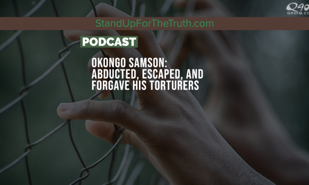 Okongo Samson: Abducted, Escaped, and Forgave His Torturers
